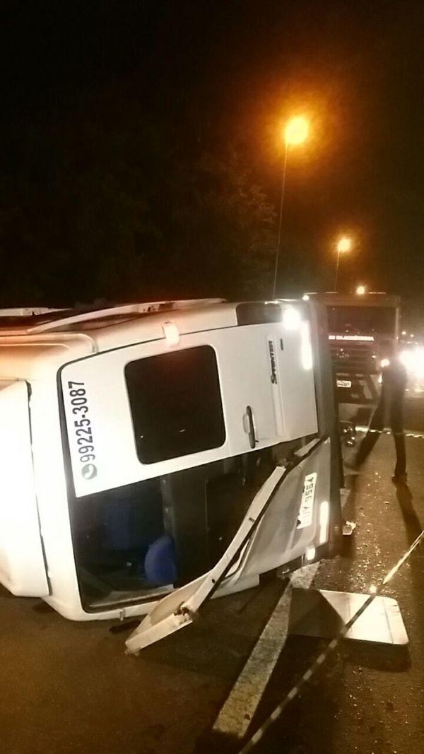 acidente com van em BP (2)