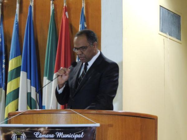 Fernando Martins: 'As atividades desenvolvidas pelos templos religiosos contribuem para o bem social'
