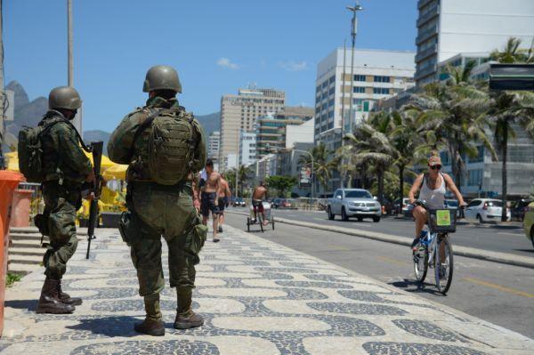 Fracasso: Intervenção no Rio deu em nada