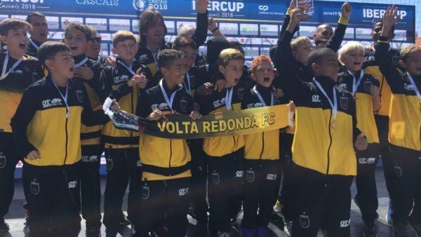 Garotada representou com honra o nome de Volta Redonda