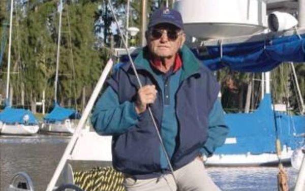 Buscas por argentino desaparecido no mar de Angra entram no quarto dia (crédito Divulgação)