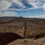 Muro na fronteira entre os Estados Unidos e o México terá pelo menos 1.600 soldados da Guarda Nacional (crédito AB)