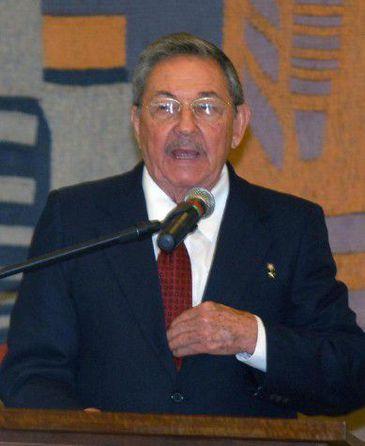 Presidente de Cuba Raul Castro que prometeu se aposentar aos 89 anos. (crédito AB)