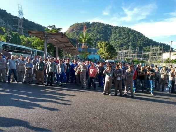 Trabalhadores da Construção Civil aprovam reajuste salarial. (crédito Divulgação)