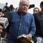 O ex-ministro Wagner Rossi foi um dos presos na quinta-feira