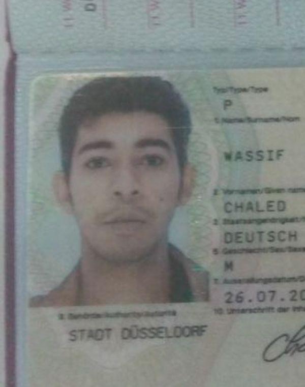 Turista: Chaled Wassif, está desaparecido desde à noite de sexta-feira (13). (Foto: Divulgação)