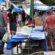 Legumes, verduras e frutas esgotam rápido na feira do Aterrado