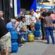 Moradores fazem fila para comprar gás em Volta Redonda