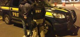 PRF prende homem com um quilo de pasta base de cocaína