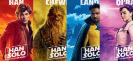 Han Solo é a estreia da semana