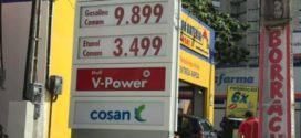 Postos aumentam o preço da gasolina e etanol; Procon multa Posto em BM com valores abusivos