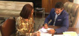 MRS e prefeitura assinam convênio para obras de melhorias em Barra do Piraí
