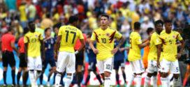 Polônia e Colômbia  buscam a reação