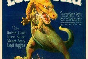 Todos os dinossauros do cinema