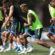Neymar diz estar bem e vislumbra jogo muito melhor que a estreia