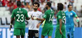 Salah e goleiro não evitam derrota do Egito para Arábia Saudita