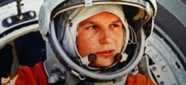 A mulher que conquistou o espaço