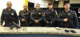 Trio é preso com drogas e arma em Barra Mansa