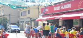 Vitória do Brasil anima torcedores e movimenta bares