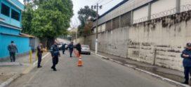 Guarda Municipal faz campanha educativa para motoristas