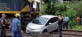 Dados da MRS mostram alta no número de acidentes na região