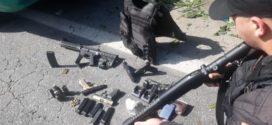 Polícia faz nova apreensão de armas em Angra dos Reis