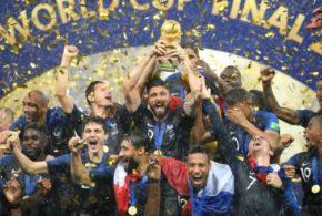 França vence a Croácia e leva a Copa do Mundo