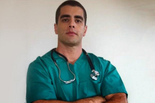 Denis, conhecido como Dr. Bumbum, é acusado de matar paciente (foto: Rede Social)