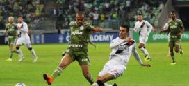 Palmeiras vence Vasco na estreia de Felipão no Allianz