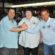 Deley e Munir lançam campanha  ao lado de Neto e Eduardo Paes