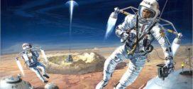 A arte de Marte