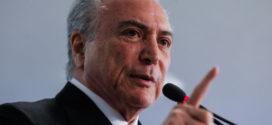 Próximo presidente terá que fazer reforma da Previdência, diz Temer