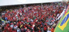 PT registra candidatura de Lula à Presidência da República
