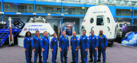 NASA apresenta seus novos astronautas