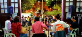 Happy Hour traz oficina de choro para a Praça do Trenzinho