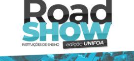 UniFOA sedia RoadShow  das instituições de ensino