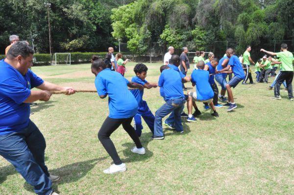 7a36aa500f Olimpíadas especiais reúnem mais de 250 alunos - Diário do Vale