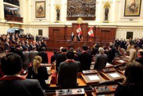 Parlamentares aprovam início de reformas constitucionais no Peru
