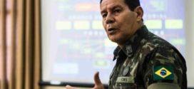 Mourão: maior erro do governo foi falta de campanhas de orientação sobre covid