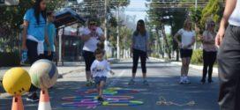 Rua de Lazer é opção de passeio no domingo