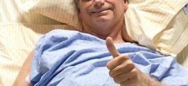 Bolsonaro deixa terapia semi-intensiva