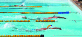 Estimular natação garante  a segurança de crianças