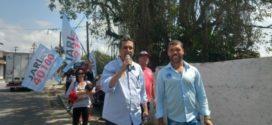 Jari estende campanha para municípios da região