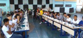 Xadrez ganha espaço nas escolas de Barra Mansa