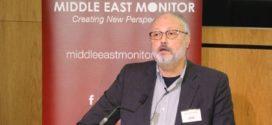 Príncipe da Arábia Saudita envia condolências a filho de Khashoggi