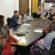 Rodrigo Drable recebe alunos do projeto Câmara Jovem
