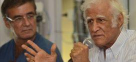 Ziraldo melhora e médicos intensificam tratamento fisioterápico