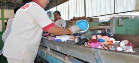 Projeto reserva percentual de recursos de aterros sanitários para reciclagem