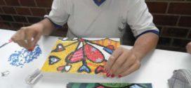 Trabalhos de assistidos da Apae são apresentados em Volta Redonda
