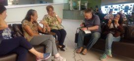 Oficina Caminhos Literários ajuda na inclusão cultural